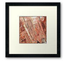New York Series 2015 003 Framed Print