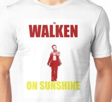 Walken on Sunshine Unisex T-Shirt