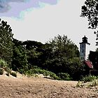 Presque Isle Lighthouse #2 by Thomas Eggert