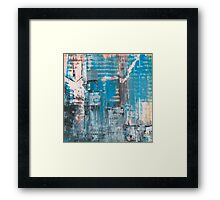 New York Series 2015 004 Framed Print