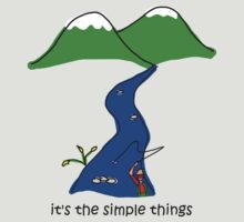 Fly Fishing - Simple Things by Jon Winston