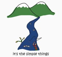 Fly Fishing - Simple Things Kids Clothes