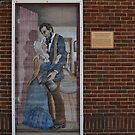 Abraham Lincoln Mural by Sheryl Langston