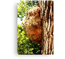 Gianormous Bee Hive Canvas Print