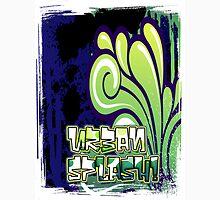 Urban Splash Mens V-Neck T-Shirt