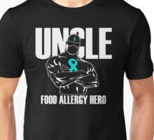 Uncle - Food Allergy Hero Unisex T-Shirt