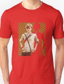 newt AKA the glue the maze runner scorch trials Unisex T-Shirt