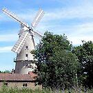 Mill Bank Windmill by © Loree McComb