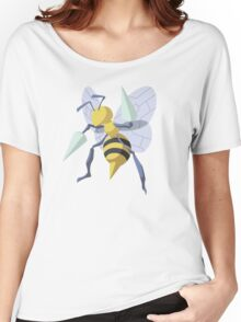 Beedrill Women's Relaxed Fit T-Shirt