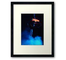 Bono, an angel? Framed Print