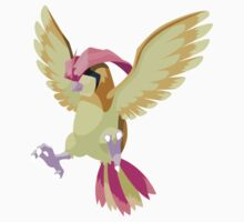 Pidgeotto by cluper