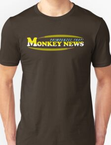 Chimpanzee That! Monkey News T-Shirt