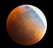 Blood Moon Eclipse by DanPelzel