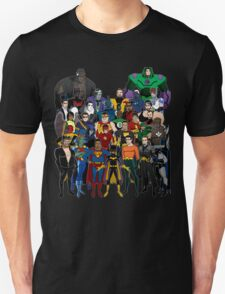Injustice: A Farewell T-Shirt