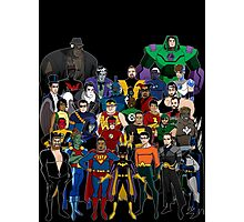 Injustice: A Farewell Photographic Print