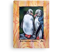 Hoi Hoi Canvas Print