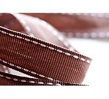 ribbon Photographic Print