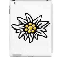 Edelweiss  iPad Case/Skin