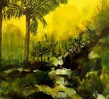 Memories of North Queensland, Australia - 2 by Angela Gannicott