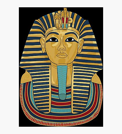 Pharaoh Photographic Print