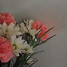 Birthday Flowers by Larissa Kerkow