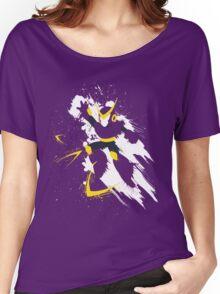 Quickman Splattery Shirt Women's Relaxed Fit T-Shirt