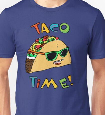 Taco Time Unisex T-Shirt