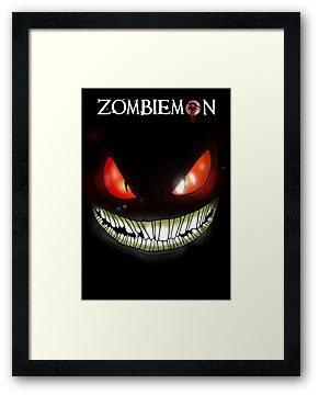 Zombiemon: Death in the Dark by RPGesus