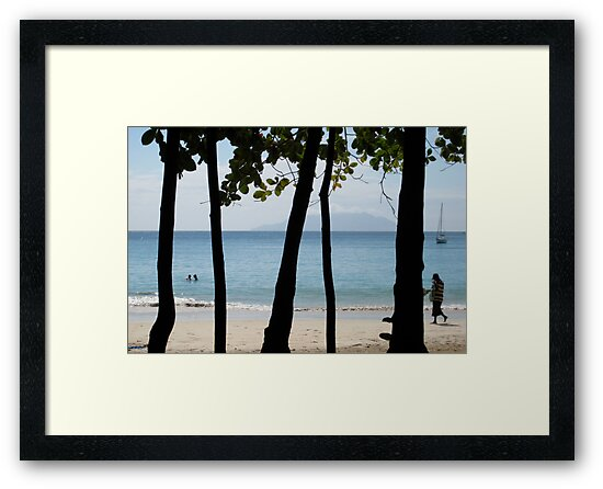 Sequential Beach by Joumana Medlej