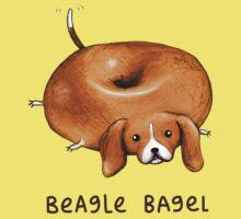 Beagle Bagel Kids Tee