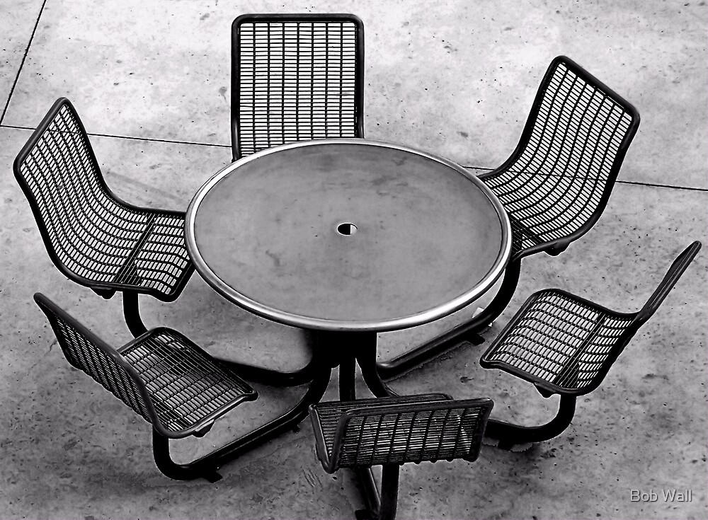 Table For Six by Bob Wall