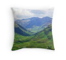 Glen Lichd - Kintail Throw Pillow