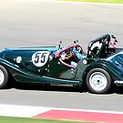 Morgan Plus 8 (Kathy Sherry) by Willie Jackson
