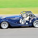Morgan Plus 8 (Keith Ahlers) by Willie Jackson
