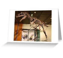 Wonderful Tyrannotitan Greeting Card