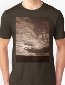 Sepia sky Unisex T-Shirt