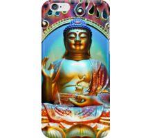 Buddha Bless You iPhone Case/Skin