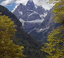 Crozzon di Brenta by Krys Bailey