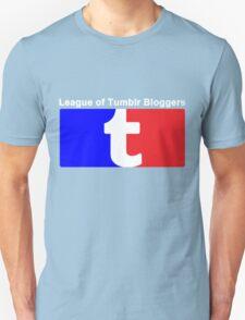 League of Tumblr Bloggers Unisex T-Shirt