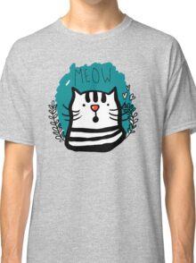Meow Meow Classic T-Shirt