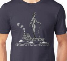 Steampunk Hoverboard Unisex T-Shirt