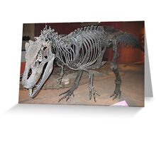 Cool Tyrannotitan Greeting Card