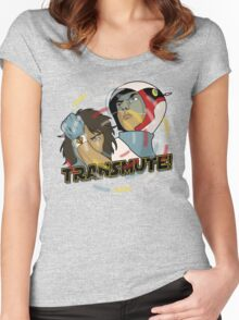 Transmute Women's Fitted Scoop T-Shirt