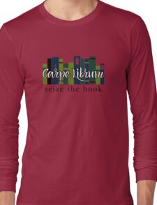 Carpe Librum Seize the book T-Shirt