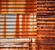 Patchwork Iron by Tiffany Dryburgh