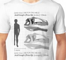 Strong Tyrannotitan Unisex T-Shirt