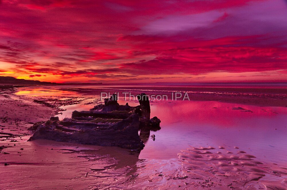 """Waiting For The Sunrise"" by Phil Thomson IPA"