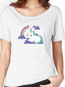 Taste the Rainbow Women's Relaxed Fit T-Shirt