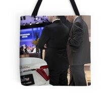 Ho hum ... another seven days to go ... Tote Bag