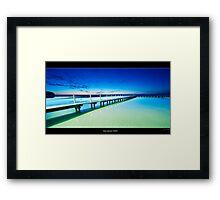 Narrabeen Tidal Pool Framed Print